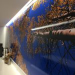 Wall Mural Completed Install